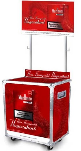POS Displays - Marlboro