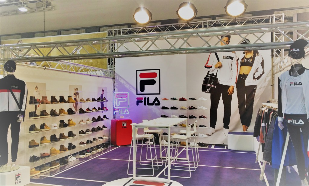 FILA @ SEEK & Panorama